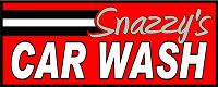 Snazzy's Car Wash - Snider Rd Logo