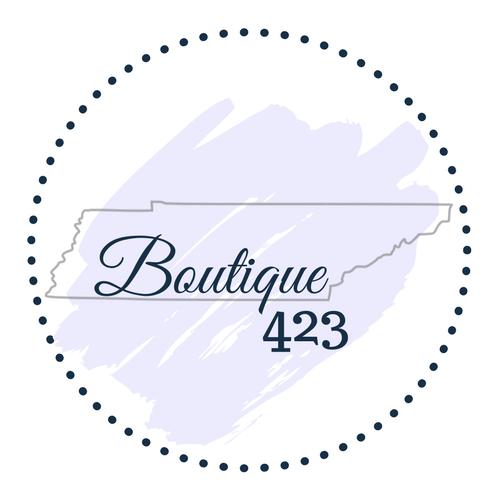 Boutique 423 - Merle Norman Logo