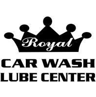 Royal Car Wash Lube Center Logo