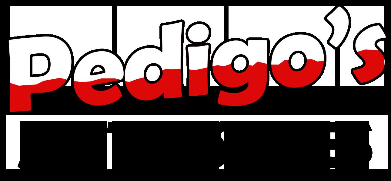 Pedigo's Auto Sales Logo