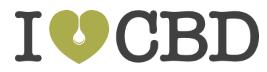 I Heart CBD Logo