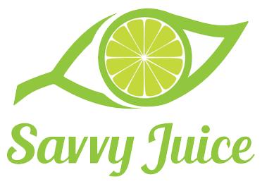 Savvy Juice Smoothie and Juice Bar Logo