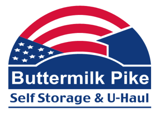 Buttermilk Pike Self Storage & Uhaul Logo