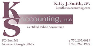 KS Accounting LLC Logo