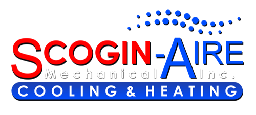 Scogin-Aire Mechanical Logo