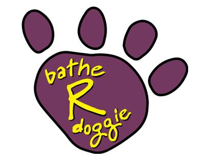 Bathe R Doggie Logo