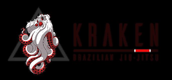 Kraken Brazilian Jiu-Jitsu & Fitness Logo
