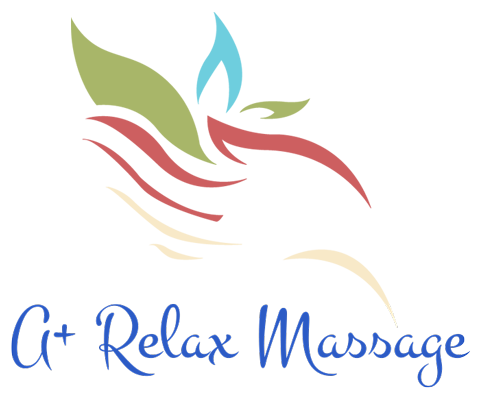 A+ Relax Massage Logo