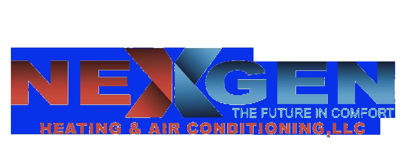 NexGen Heating & Air Conditioning Logo