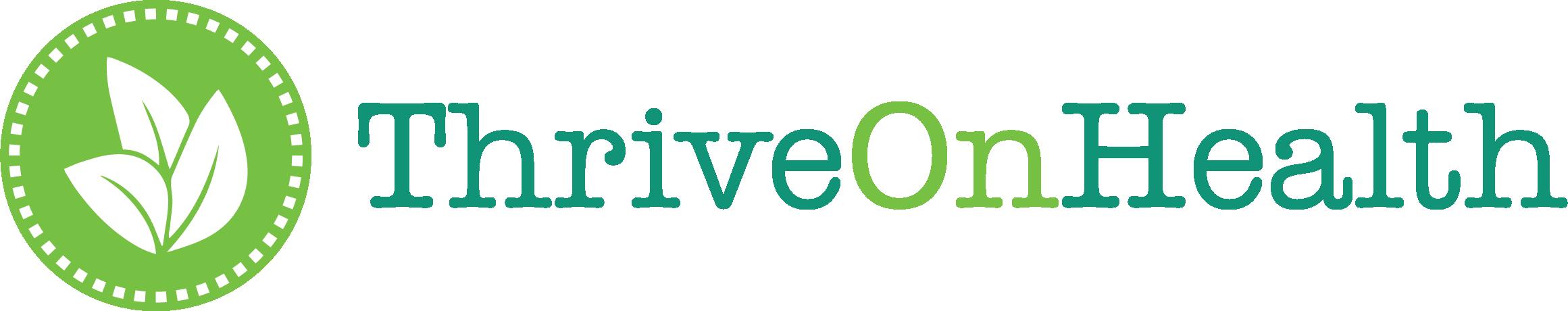 Thrive On Health Logo