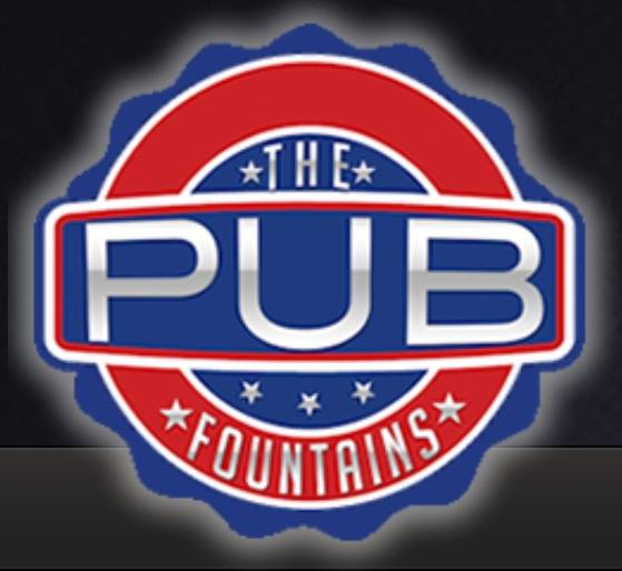 The Pub Fountains Logo