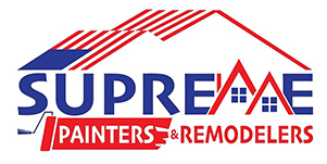 Supreme Painters & Remodelers Logo