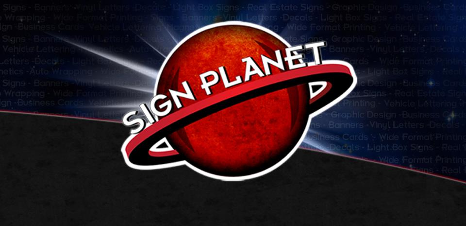 Sign Planet Logo