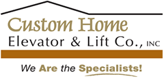 Custom Home Elevator & Lift Logo
