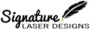 Signature Laser Designs & Gifts Logo
