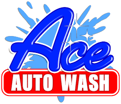 Ace Auto Wash Logo
