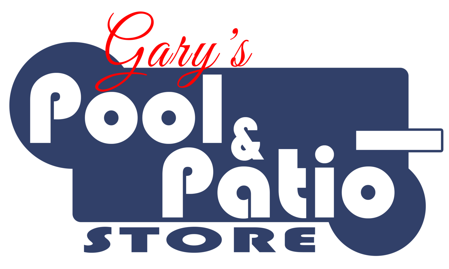 Gary's Pool and Patio Logo