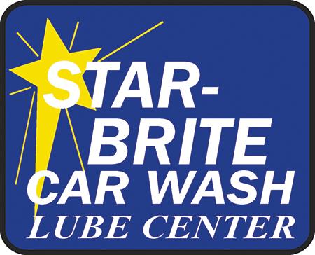Star Brite Express Car Wash Logo