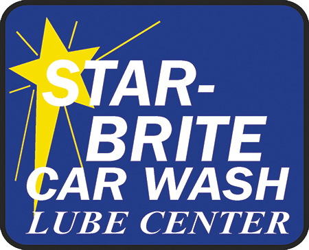 Star Brite Express Car Wash Logo