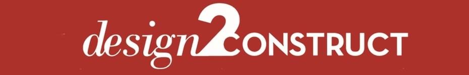 Design  2 Construct Logo