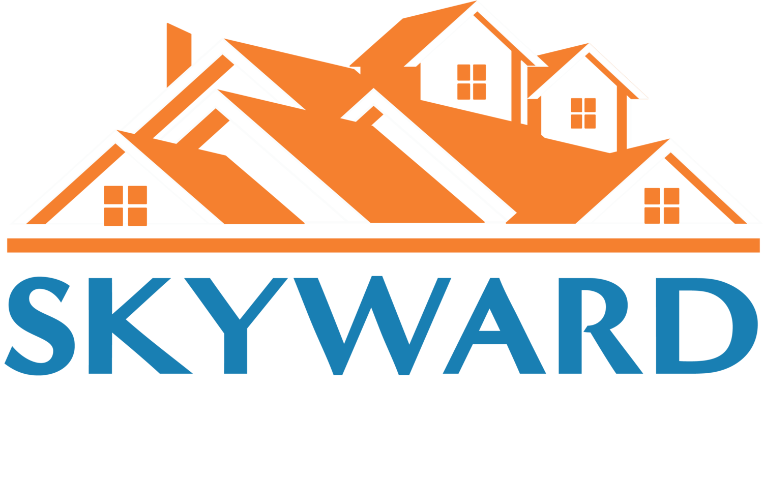 Skyward Exterior Restoration, LLC Logo