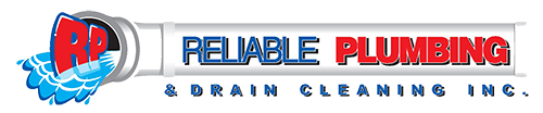 Reliable Plumbing & Drain Cleaning Logo
