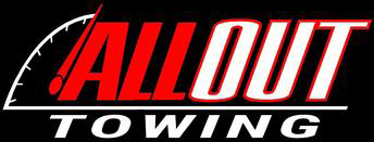 All Out Towing Logo