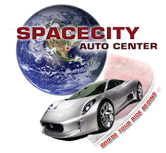 Space City Auto Center Logo