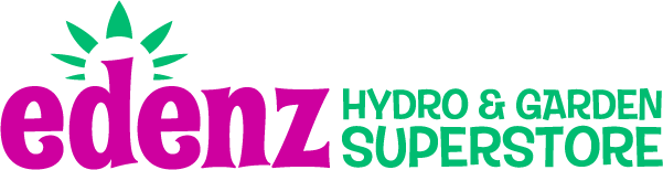 Edenz Hydro and Garden Superstore Logo