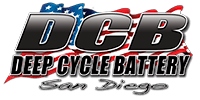 Deep Cycle Battery San Diego Logo