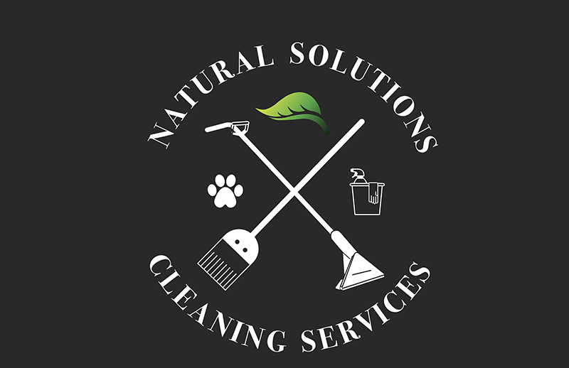 Natural Solutions Cleaning Services Logo