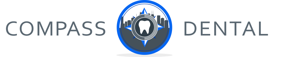 Compass Dental at Lakeview Logo