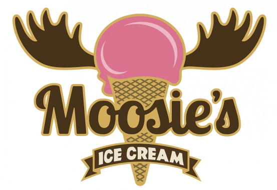 Moosie's Ice Cream Logo