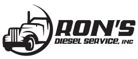 Ron's Diesel Service, Inc. Logo