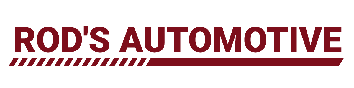 Rod's Automotive Logo
