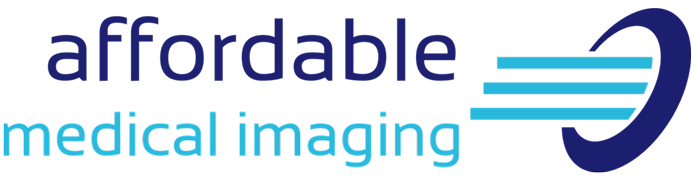 Affordable Medical Imaging Logo