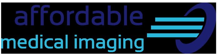 Affordable Medical Imaging Logo