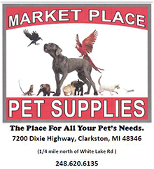 Market Place Pet Supplies Logo