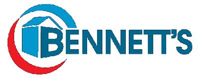 Bennett's Total Home Comfort Logo