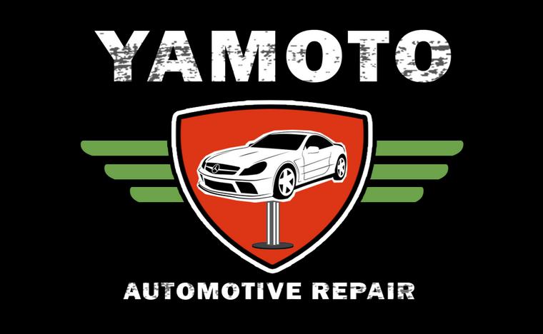 Yamoto Automotive Repair & Towing Logo