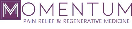 Momentum Pain Relief & Regenerative Medicine Logo