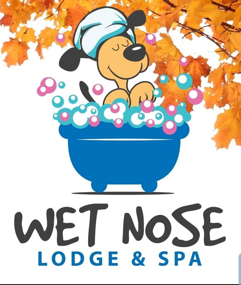 Wet Nose Lodge & Spa Logo