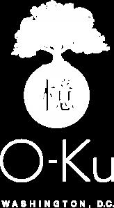 O-Ku Sushi DC Logo