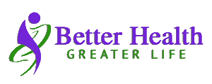 Better Health Greater Life Logo