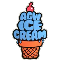 AGW Ice Cream Logo