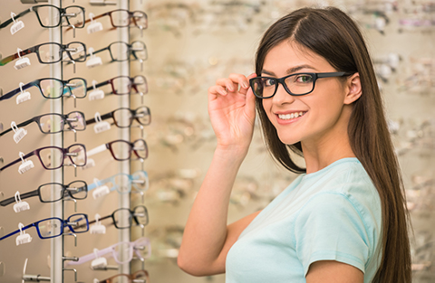 Look Your Best with a New Pair of Glasses