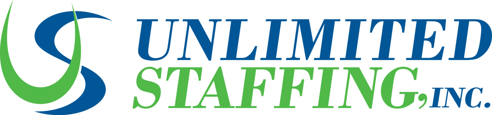 Unlimited Staffing INC. Logo