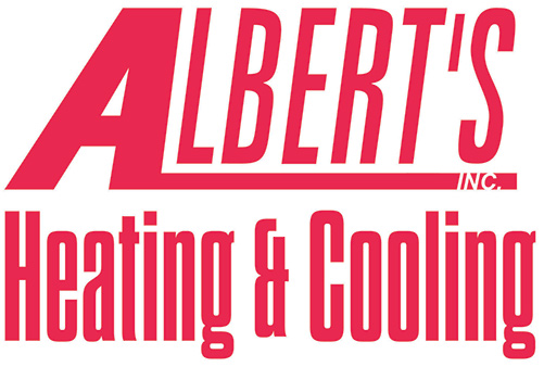 Albert's Heating and Cooling Logo