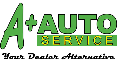 A+ Auto Service- North Charleston Logo