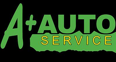 A+ Auto Service- North Charleston Logo